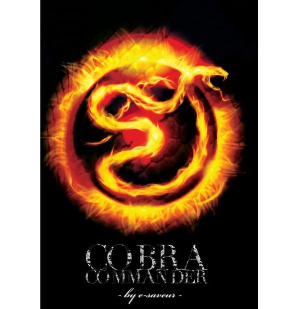 E-liquide Cobra Commander 10ML by E-Saveur