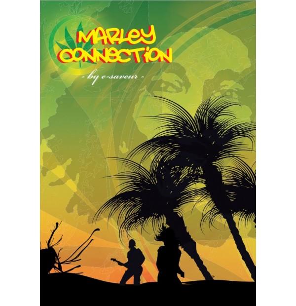 E-liquide Marley Connection 10ML by E-Saveur
