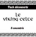 Pack découverte Viking Celte 8 saveurs