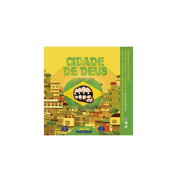 Cidade de Deus - Favela Flavors