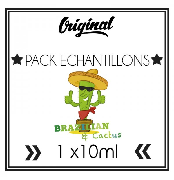 Brazilian & Cactus by EMixologies