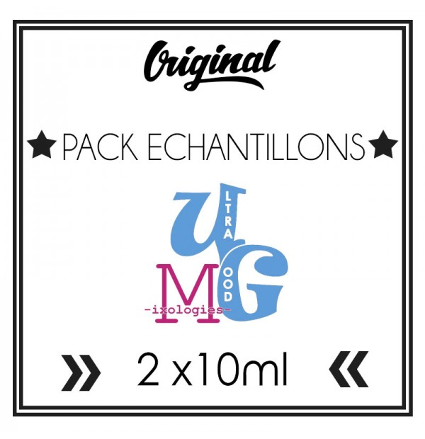 Pack ECHANTILLONS UGM