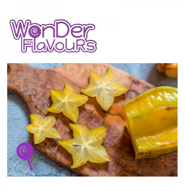 Arôme DIY Starfruit by Wonder Flavours