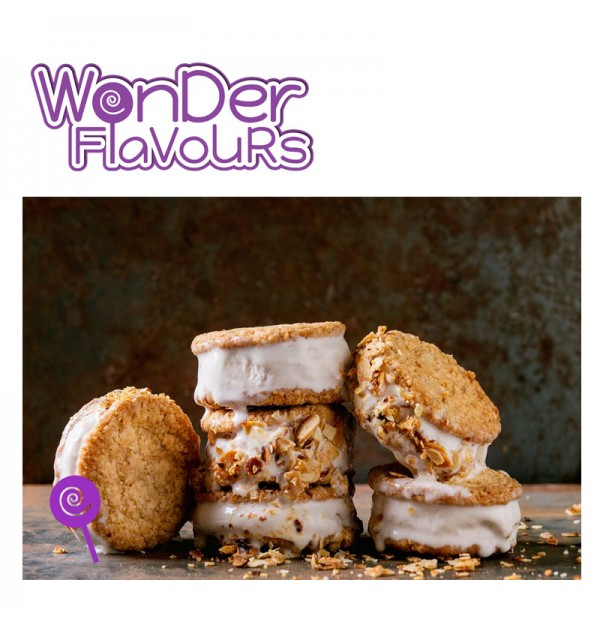 Arôme DIY Oats & cream Cookie by Wonder Flavours