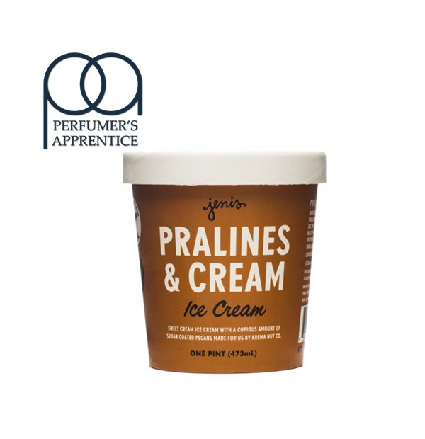 Concentré Pralines and Cream