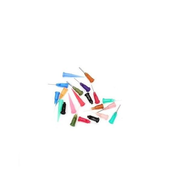 Aiguille de remplissage pour DIY 7 diamètres 7 couleurs
