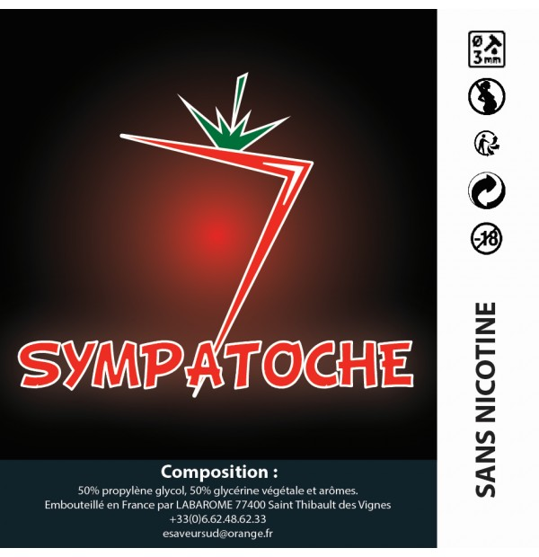 Sympatoche 50 ml by AOC JUICES