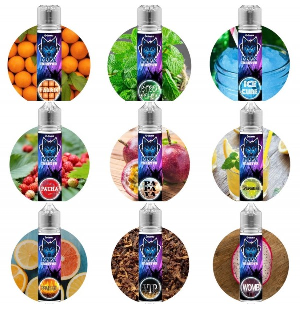 PARADISE 50 ml by MIX MASTER