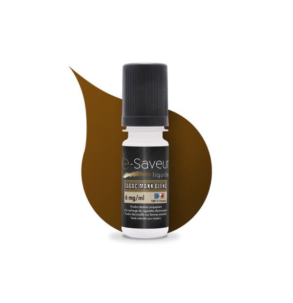 E-liquide Tabac Maxx Blend 10ml (x5)