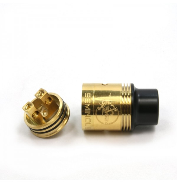 Dripper Seminole G24 - Compvape