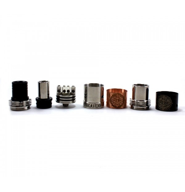 Dripper 13 Heavens 9 Hells RDA
