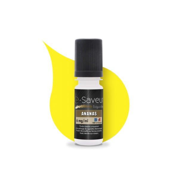 E-liquide Ananas by E-Saveur