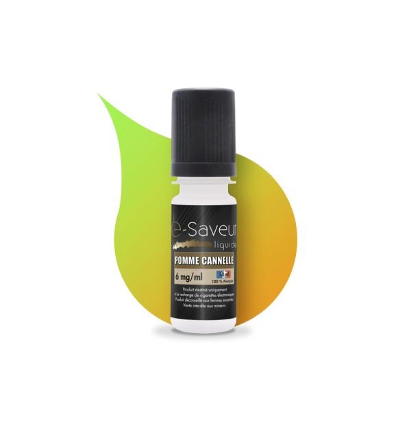 E-liquide Pomme Cannelle 10ml (x5)