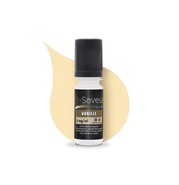 E-liquide Vanille 10ml (x5)