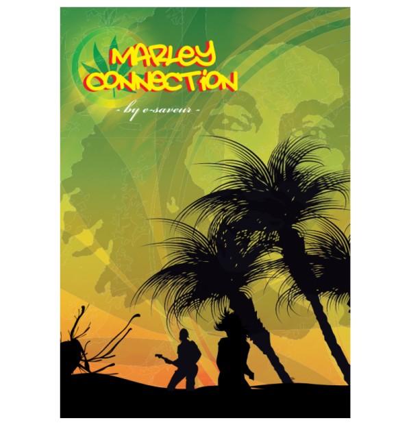 Arôme concentré DIY Marley Connection (10ml)