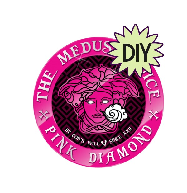 Concentré DIY Pink Diamond - 30ml