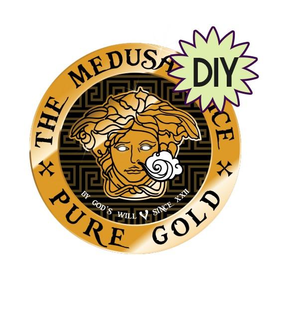 Concentré DIY Pure gold - 30ml