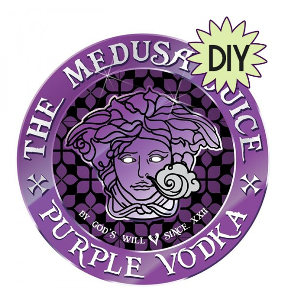 Concentré DIY Purple Vodka - 30ml