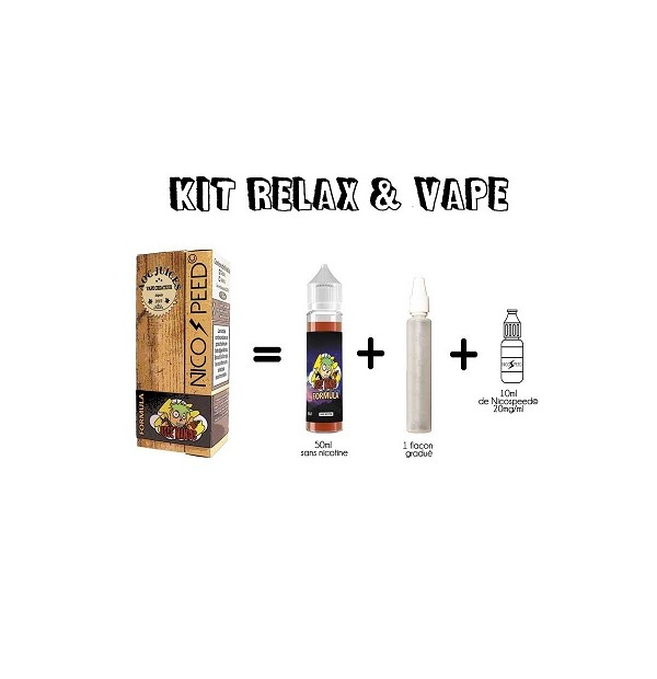 Kit Relax & Vap - Meringue Bang
